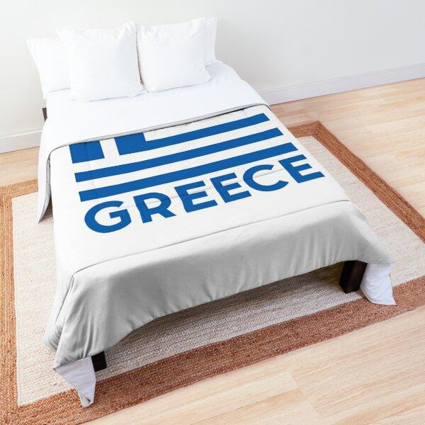 Greece Comforter