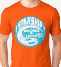 Starship Records Unisex T-Shirt