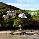 Port Isaac by Lisa Williams