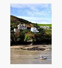 Port Isaac Photographic Print