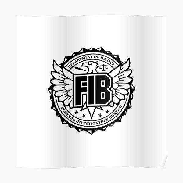 Gta 5 FIB Poster