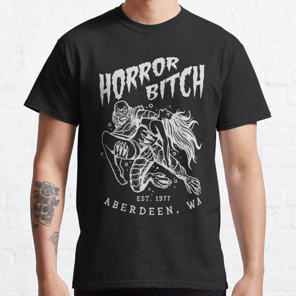 Horror Bitch! (creature, dark) Classic T-Shirt