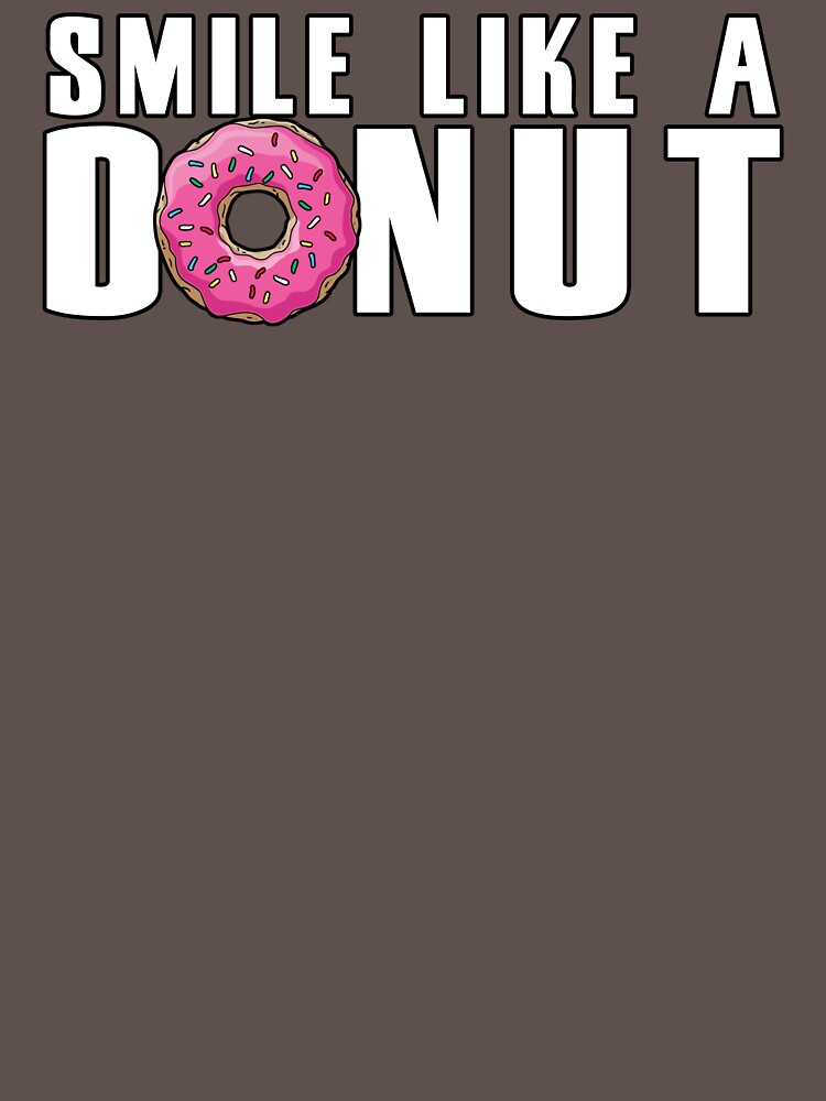 smile like a donut by JustinThompson