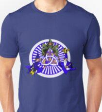 Conjuring Blue & Grey T-Shirt
