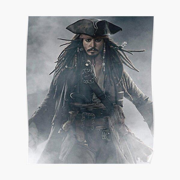 Pirates des Caraïbes Poster