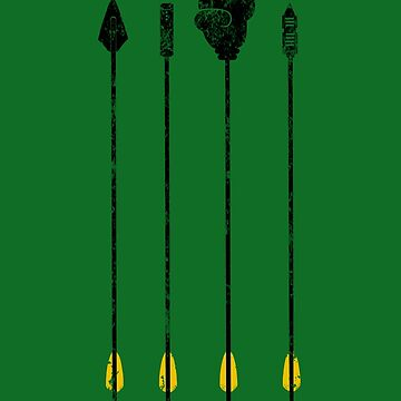 The Green Arrow's Arsenal  by thatKONNORguy