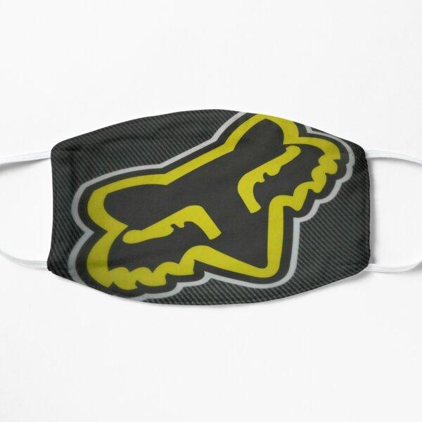 Logo de course jaune Masque sans plis