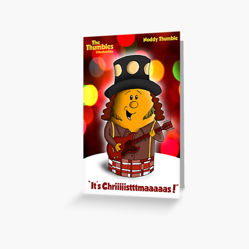 It's Chriiiiiiiistttttmmmaaaaasssss!!!! Greeting Card
