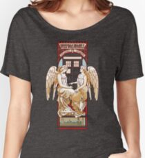 Angel Nouveau Women's Relaxed Fit T-Shirt