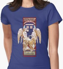 Angel Nouveau Women's Fitted T-Shirt