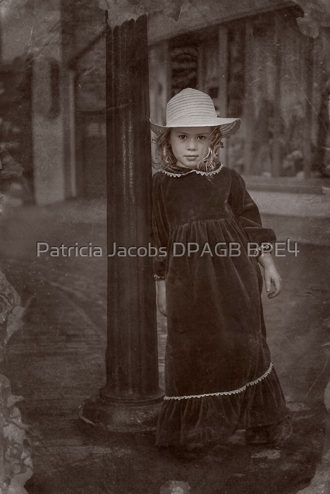 Child Of The Street by Patricia Jacobs DPAGB LRPS BPE4
