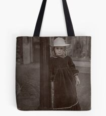 Child Of The Street Tote Bag
