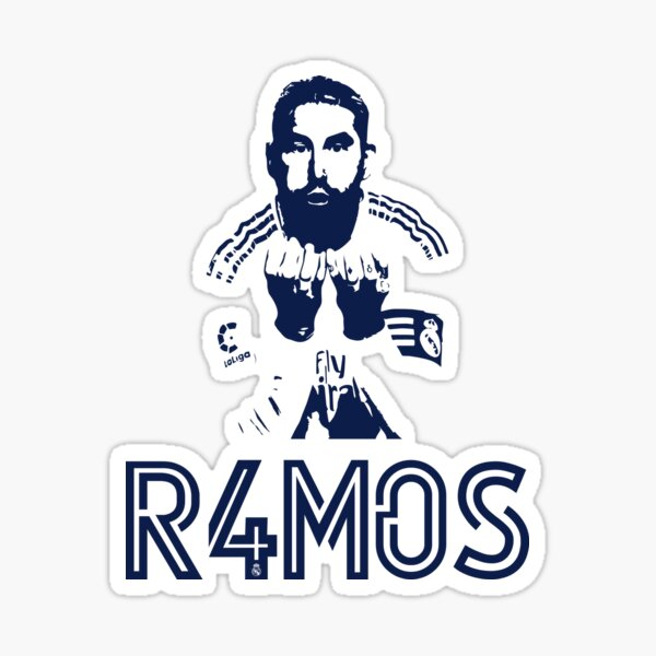 Sergio Ramos 20/21 Sticker
