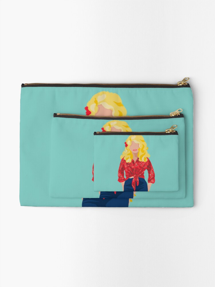 Alternate view of Dolly Zipper Pouch