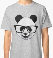 Hipster Panda Classic T-Shirt