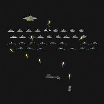 Stargate Invaders by mitchem