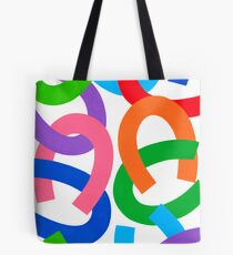 HORSESHOE ART Tote Bag
