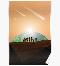 Martians Poster