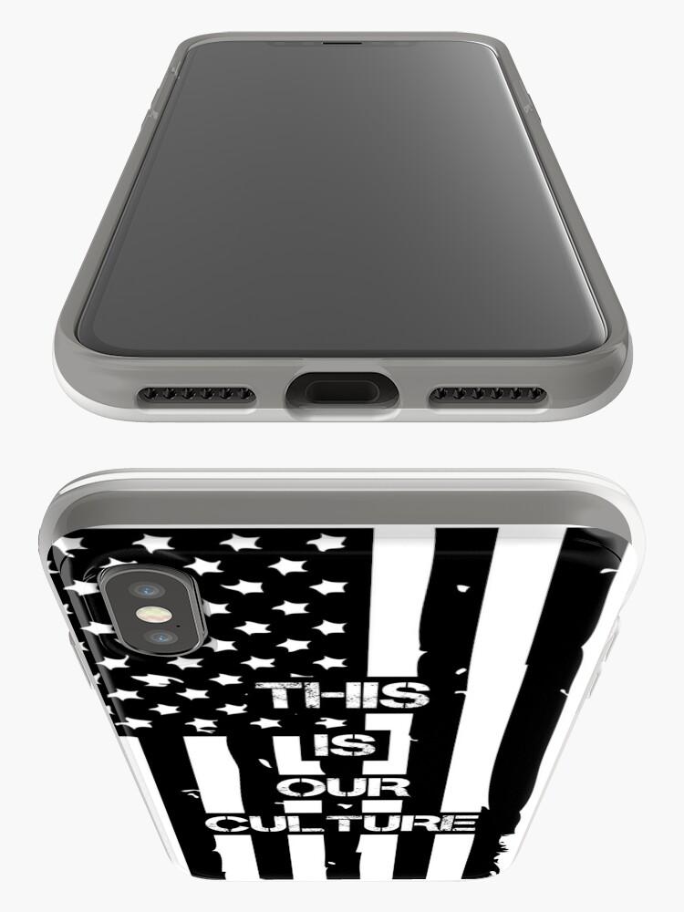 Vista alternativa de Vinilos y fundas para iPhone American Beauty / American Psycho (Fall Out Boy)
