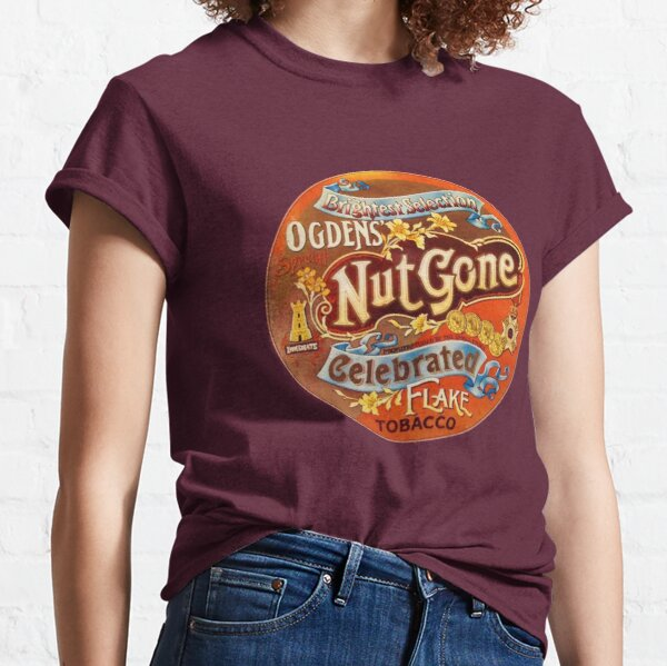 The Small Faces Ogden's Nut Gone Flake Classic T-Shirt