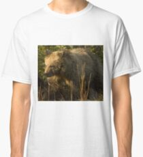 Grizzly Bear Cub-Signed-#4909 Classic T-Shirt