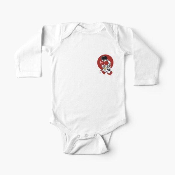 Hajime no ippo : Ippo Makunouchi Long Sleeve Baby One-Piece