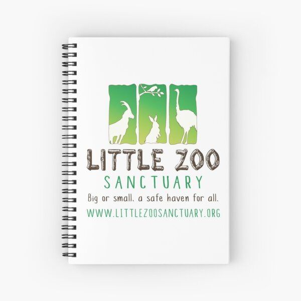 LZS Full Color Spiral Notebook
