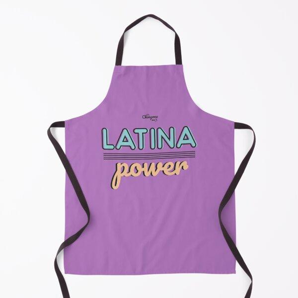 Latina Power Apron