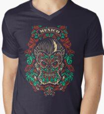 CALACA Men's V-Neck T-Shirt