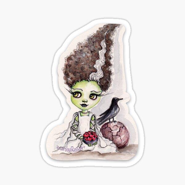 Frankenstein's Bride Sticker