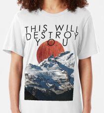 Horizon Slim Fit T-Shirt