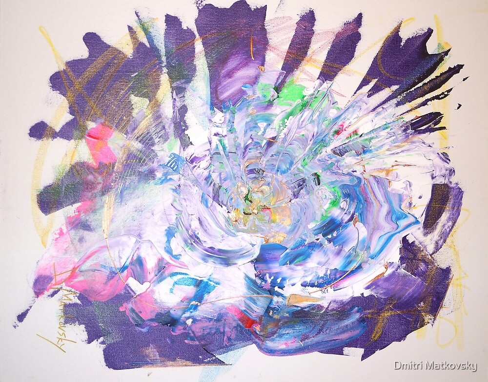 Flower of Passion by Dmitri Matkovsky