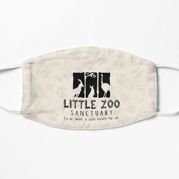 LZS Paw Print Flat Mask