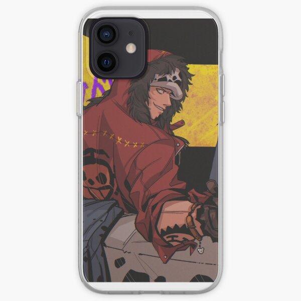 Trafalgar Law - One Piece Coque souple iPhone