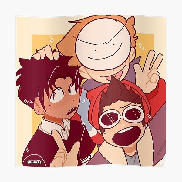 Dream Team Fighting Poster By Saoranweirdo Redbubble