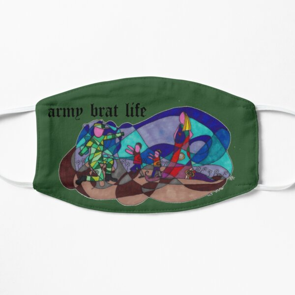 Army Brat Life Mask