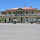 Imperial Hotel, Branxholme, Tasmania by Margaret  Hyde