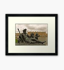 Sculptures In The Garden - 2 ©  Framed Print