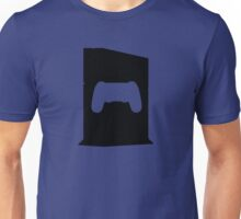 Silhou Range - Station of Play 4 Unisex T-Shirt