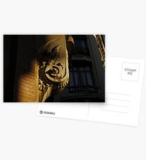 Stone carving Postcards