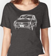Austin Metro - Wire Frame Women's Relaxed Fit T-Shirt