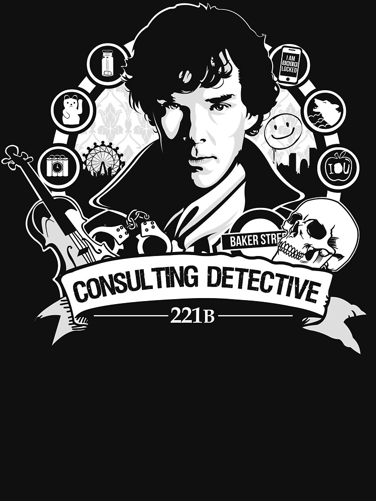 Consulting Detective | Unisex T-Shirt