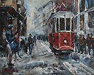 Winter Surprise by Stefano Popovski
