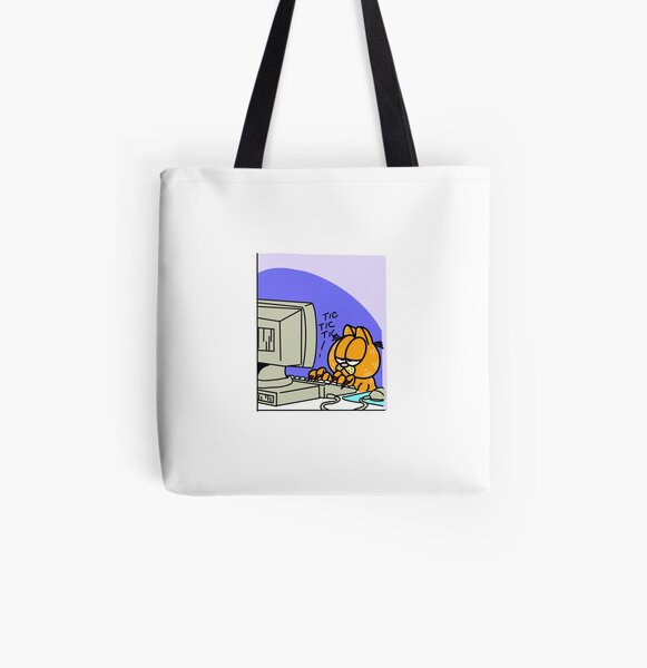 Secretary Garfield  All Over Print Tote Bag