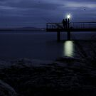 Nocturnal Fishermen by RatherPedanticInc Gonçalo Julião
