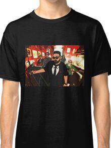 Perfect Strangers (Cartoon) Classic T-Shirt
