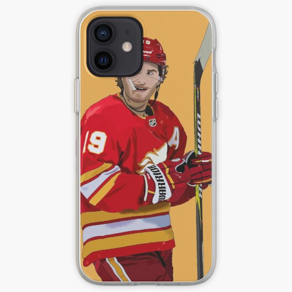 Matthew Tkachuk, #19. Coque souple iPhone