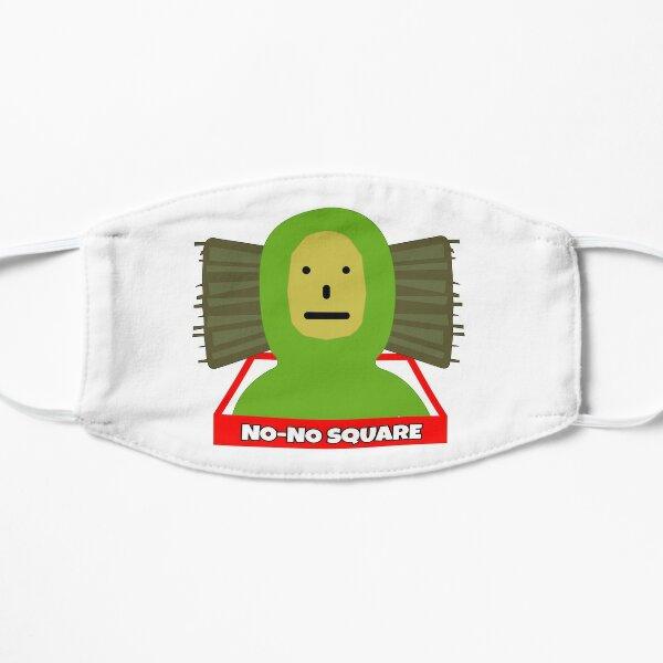 No No Square Mask