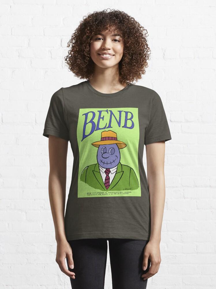 Alternate view of Benb T-Shirt Essential T-Shirt