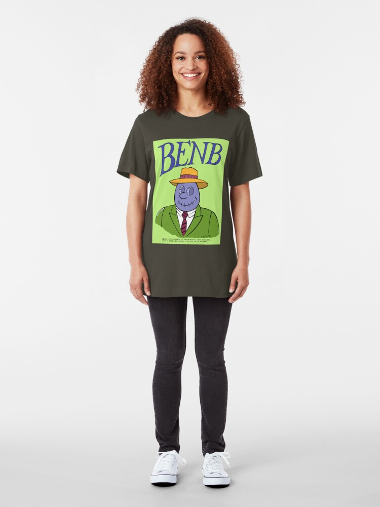 Alternate view of Benb T-Shirt Slim Fit T-Shirt
